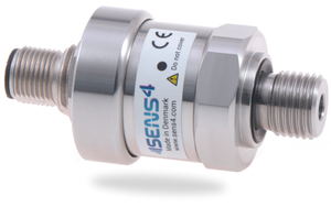 Pressure transmitter from Sens4 A/S